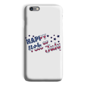 4Th July Usa Text Flag Phone Case & Tablet Cases Flagdesignproducts.com