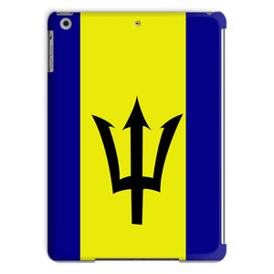 Flag Of Barbados Tablet Case Phone & Cases Flagdesignproducts.com