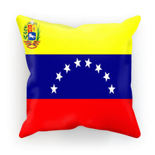 Flag Of Venezuela Cushion Homeware Flagdesignproducts.com