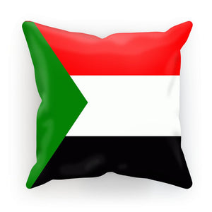 Flag Of Sudan Cushion Homeware Flagdesignproducts.com