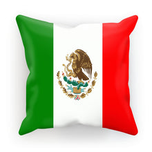 Flag Of Mexico Cushion Homeware Flagdesignproducts.com