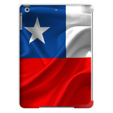 Waving Chile Flag Tablet Case Phone & Cases Flagdesignproducts.com
