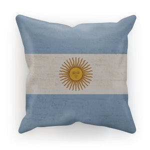 Argentina Stone Wall Flag Cushion Homeware Flagdesignproducts.com