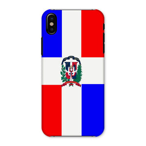 Flag Of Dominican Republic Phone Case & Tablet Cases Flagdesignproducts.com