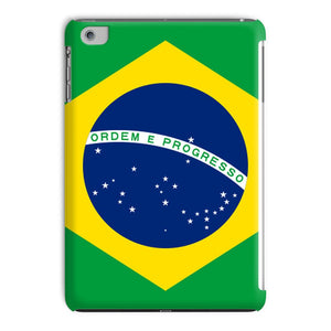 Basic Brazil Flag Tablet Case Phone & Cases Flagdesignproducts.com