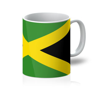 National Flag Of Jamaica Mug Homeware Flagdesignproducts.com