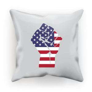 America First Hand Flag Cushion Homeware Flagdesignproducts.com