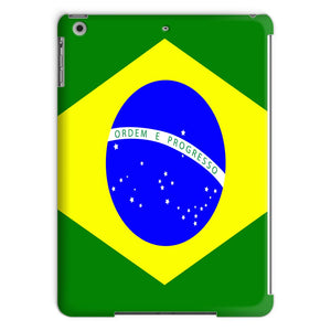 Flag Of Brazil Tablet Case Phone & Cases Flagdesignproducts.com