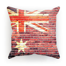 Australia Stone Brick Wall Cushion Homeware Flagdesignproducts.com