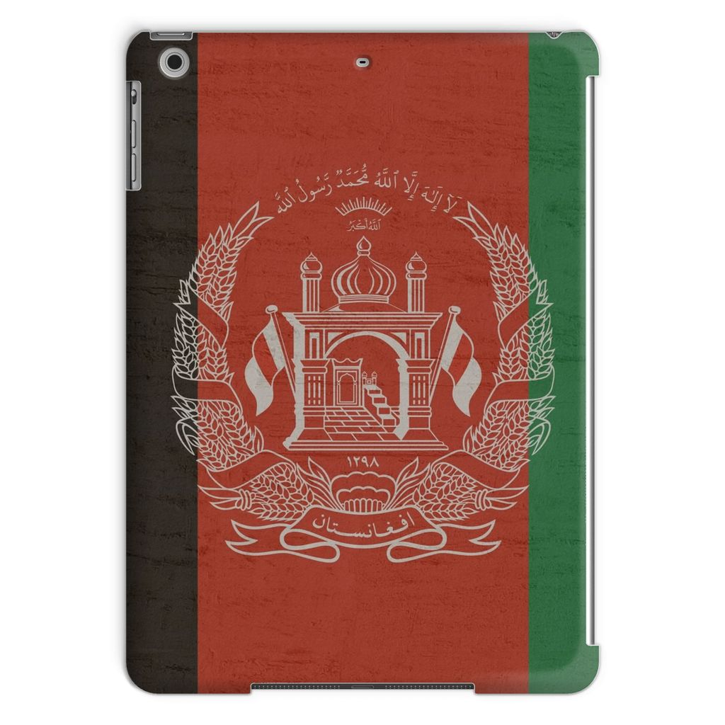 Afganistan Stone Wall Flag Tablet Case Phone & Cases Flagdesignproducts.com