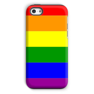 Colorful Rainbow Lgbt Flag Phone Case & Tablet Cases Flagdesignproducts.com