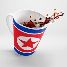 69. Basic North Korea Flag Latte Mug Mug Flagdesignproducts.com