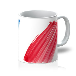 Watercolor France Flag Mug Homeware Flagdesignproducts.com