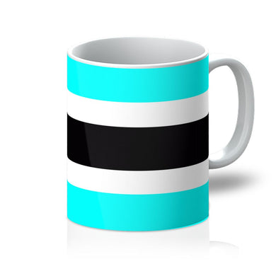 Flag Of Botswana Mug Homeware Flagdesignproducts.com