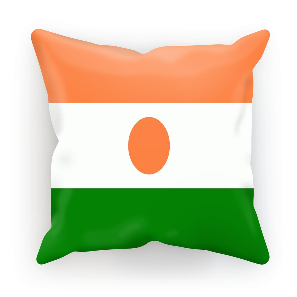 Flag Of Niger Cushion Homeware Flagdesignproducts.com