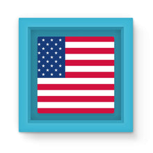 America Flag Magnet Frame Homeware Flagdesignproducts.com