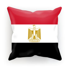 Basic Egypt Flag Cushion Homeware Flagdesignproducts.com