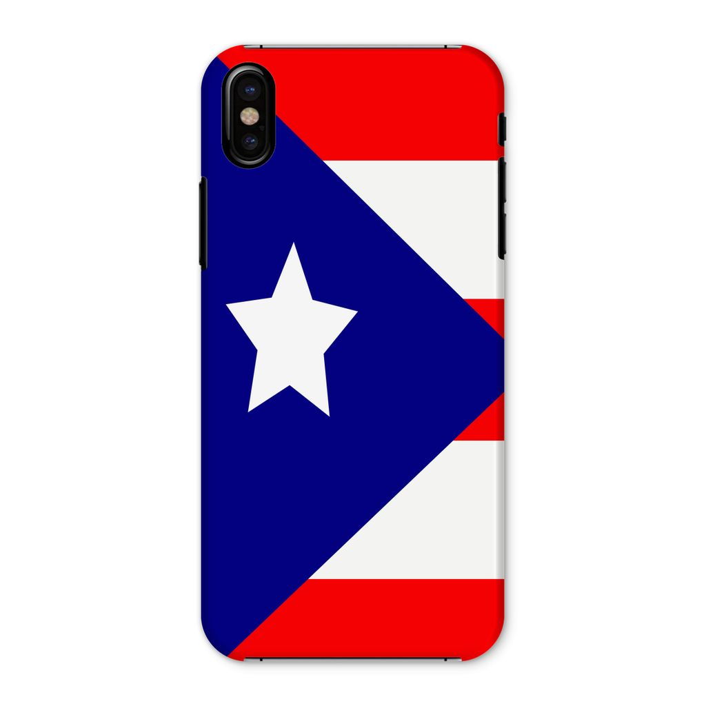 Flag Of Puerto Rico Phone Case & Tablet Cases Flagdesignproducts.com