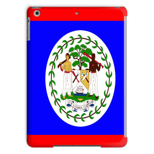 Flag Of Belize Tablet Case Phone & Cases Flagdesignproducts.com