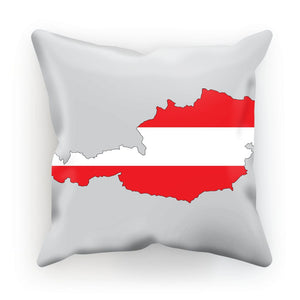 Austria Continent Flag Cushion Homeware Flagdesignproducts.com
