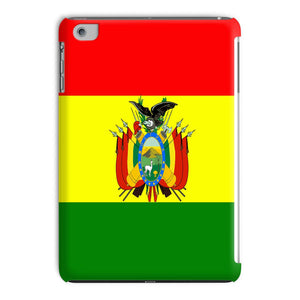 Flag Of Bolivia Tablet Case Phone & Cases Flagdesignproducts.com
