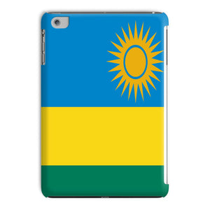 Flag Of Rwanda Tablet Case Phone & Cases Flagdesignproducts.com