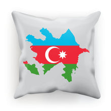 Azerbaijan Continent Flag Cushion Homeware Flagdesignproducts.com