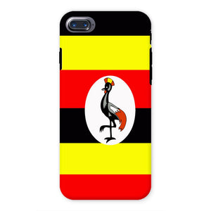 Flag Of Uganda Phone Case & Tablet Cases Flagdesignproducts.com