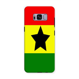 Flag Of Ghana Phone Case & Tablet Cases Flagdesignproducts.com