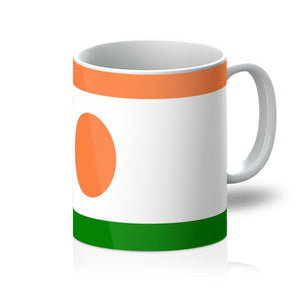 Flag Of Niger Mug Homeware Flagdesignproducts.com