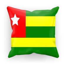 Flag Of Togo Cushion Homeware Flagdesignproducts.com