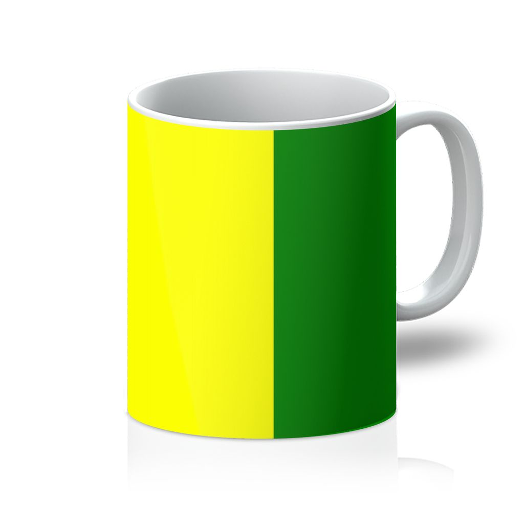 Flag Of Guinea Mug Homeware Flagdesignproducts.com