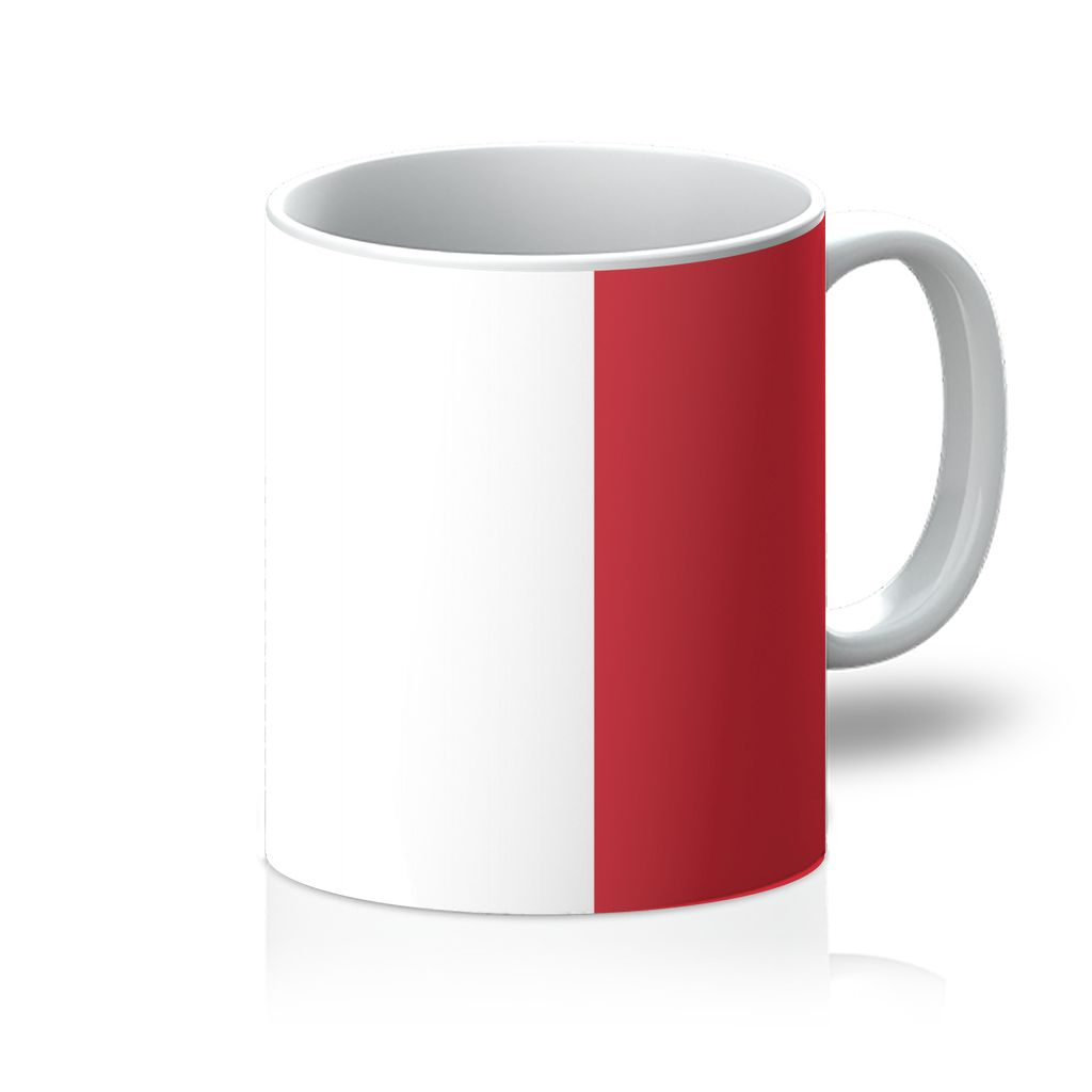 Basic Italy Flag Mug Homeware Flagdesignproducts.com