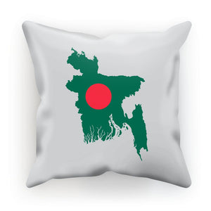 Bangladesh Continent Flag Cushion Homeware Flagdesignproducts.com