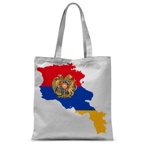 Armenia Continent Flag Sublimation Tote Bag Accessories Flagdesignproducts.com