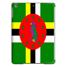 Flag Of Dominica Tablet Case Phone & Cases Flagdesignproducts.com