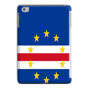 Flag Of Cape Verde Tablet Case Phone & Cases Flagdesignproducts.com