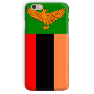 Flag Of Zambia Phone Case & Tablet Cases Flagdesignproducts.com