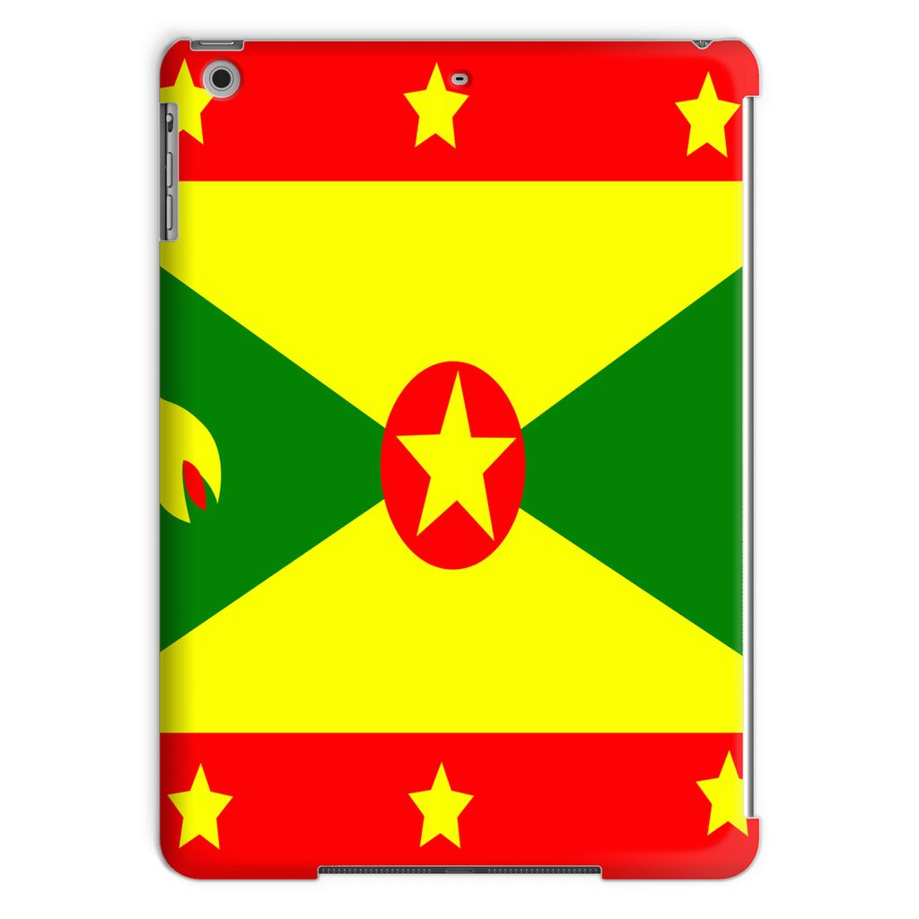 Flag Of Grenada Tablet Case Phone & Cases Flagdesignproducts.com