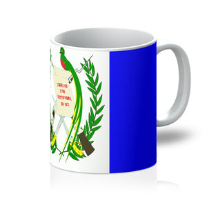 Flag Of Guatemala Mug Homeware Flagdesignproducts.com