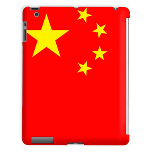 Basic China Flag Tablet Case Phone & Cases Flagdesignproducts.com