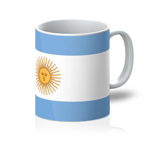 Argentina Flag Mug Homeware Flagdesignproducts.com