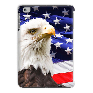 American Eagle And Usa Flag Tablet Case Phone & Cases Flagdesignproducts.com
