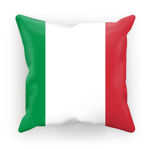 Basic Italy Flag Cushion Homeware Flagdesignproducts.com