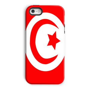 Flag Of Tunisia Phone Case & Tablet Cases Flagdesignproducts.com