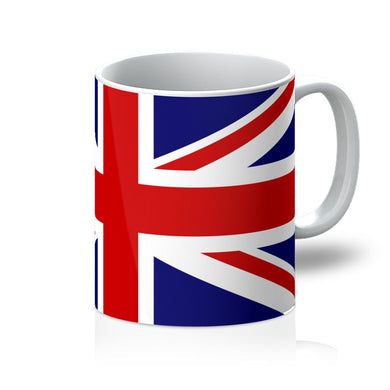 Basic United Kingdom Flag Mug