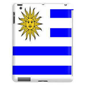 Flag Of Uruguay Tablet Case Phone & Cases Flagdesignproducts.com