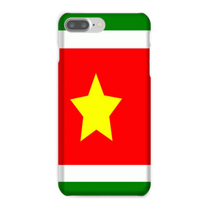 Flag Of Suriname Phone Case & Tablet Cases Flagdesignproducts.com