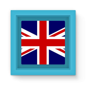 Basic United Kingdom Flag Magnet Frame Homeware Flagdesignproducts.com
