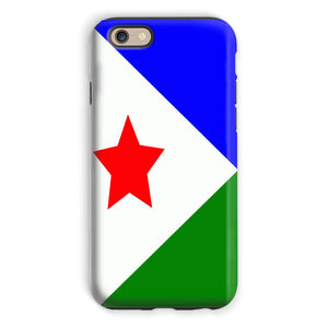 Flag Of Djibouti Phone Case & Tablet Cases Flagdesignproducts.com